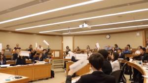 Kingston students chair Model UN conference
