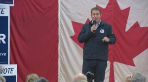 Federal Election 2019: Conservative Leader Andrew Scheer says party knows how 'important natural heritage is'