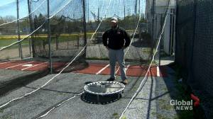 Batting cages vandalized in Saint John (01:40)