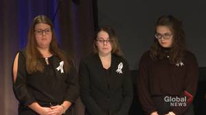 Halifax holds commemorations for National Day of Remembrance and Action on Violence Against Women