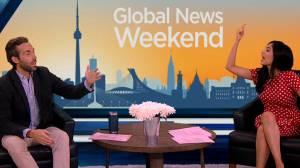 2020 Global News Weekend blooper reel (02:03)