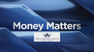 Money Matters with the Baun Investment Group at Wellington-Altus Private Wealth (01:52)