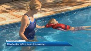 Staying safe in pools this summer