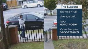 VPD ask for public help to identify sex assault suspect (01:46)