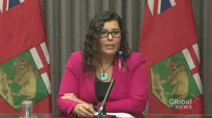 Coronavirus: Manitoba to designate additional 1,200 Moderna doses for First Nations priority groups (01:18)