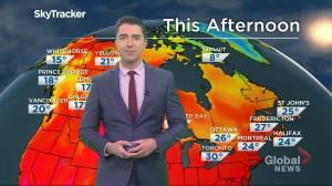 Saskatchewan weather outlook: July 20 (02:31)