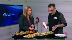 A healthier take on Super Bowl food from Chef Brian Henry