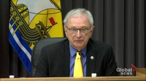 NB premier concerned about impact of the approaching march break (01:49)