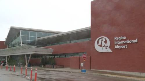 State of the Regina Airport amid coronavirus pandemic | Watch News Videos Online