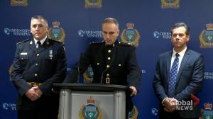Winnipeg organized crime unit targets inter-provincial organized crime network of drug traffickers in Project Highland