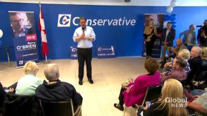 Federal Election 2019: Scheer comments on RCMP's role in investigating Trudeau in SNC-Lavalin scandal