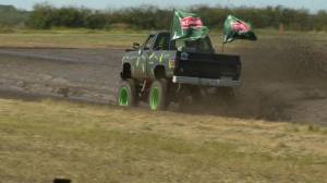 Annual mud drags racing continues to wow audiences