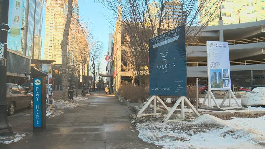 Click to play video: 'City of Edmonton considering large tax break for major developers'