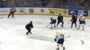 Saskatoon Blades address multiple needs with McLeod acquisition (01:57)