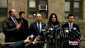 Lawyer for Weinstein says client has 'right' to a fair trial