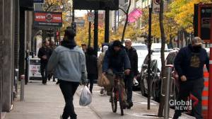 Montreal unveils measures to boost local holiday shopping during COVID-19 crisis (02:13)