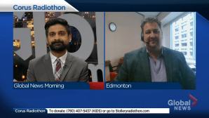 Corus Radiothon – Mental Health supports for parents of sick children (04:17)