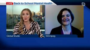 Back to school mental health (03:32)