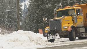 After school bus hits ditch, Cherryville residents concerned about new road maintenance contractor