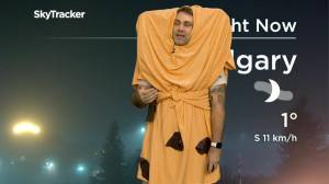 Halloween 2020: Jordan Witzel dresses as a Glamorgan cheese bun (02:28)