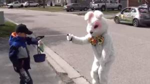 Peterborough area residents planning for another COVID-19 Easter (01:58)
