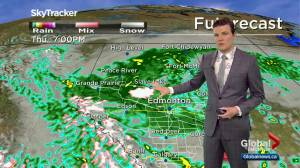 Edmonton weather forecast: Wednesday, May 20, 2020
