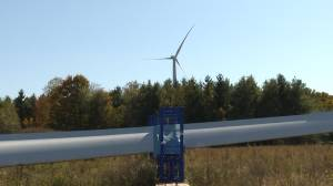Date set for dismantling of PEC wind turbines