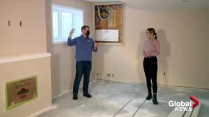Finishing your basement with North Ridge Renovations (03:20)