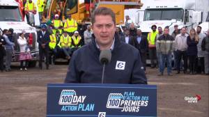 Federal Election: Scheer offers timeline for early campaign promises