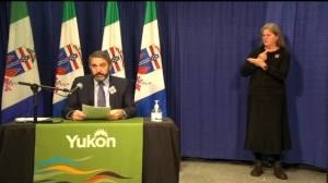 Coronavirus: Yukon now has 47 total cases, 17 active cases of COVID-19 (02:25)