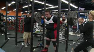 Clarington teen turns to powerlifting after history of concussions