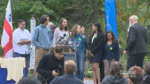 Dawson students want to do more to counter climate change