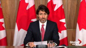 New coronavirus variants, possible third wave will impact whether Canada gets back to normal: Trudeau (00:45)