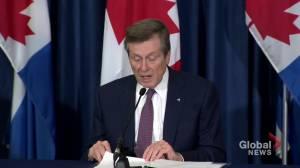 Coronavirus outbreak: Public park trespassers in Toronto could face $750 fine
