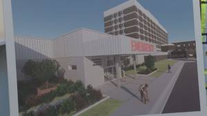 Demolition begins on long-promised expansion of Misericordia ER