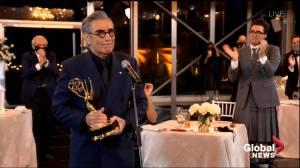 2020 Emmy Awards: 'Schitt's Creek' sweeps comedy categories