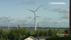 New Brunswick to set new targets for carbon emissions from power generation (02:01)