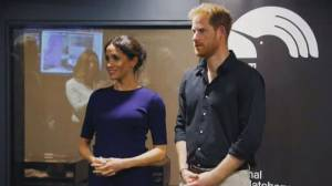Prince Harry and Meghan drop royal duties and HRH titles
