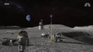 NASA aiming for 2024 Moon landing