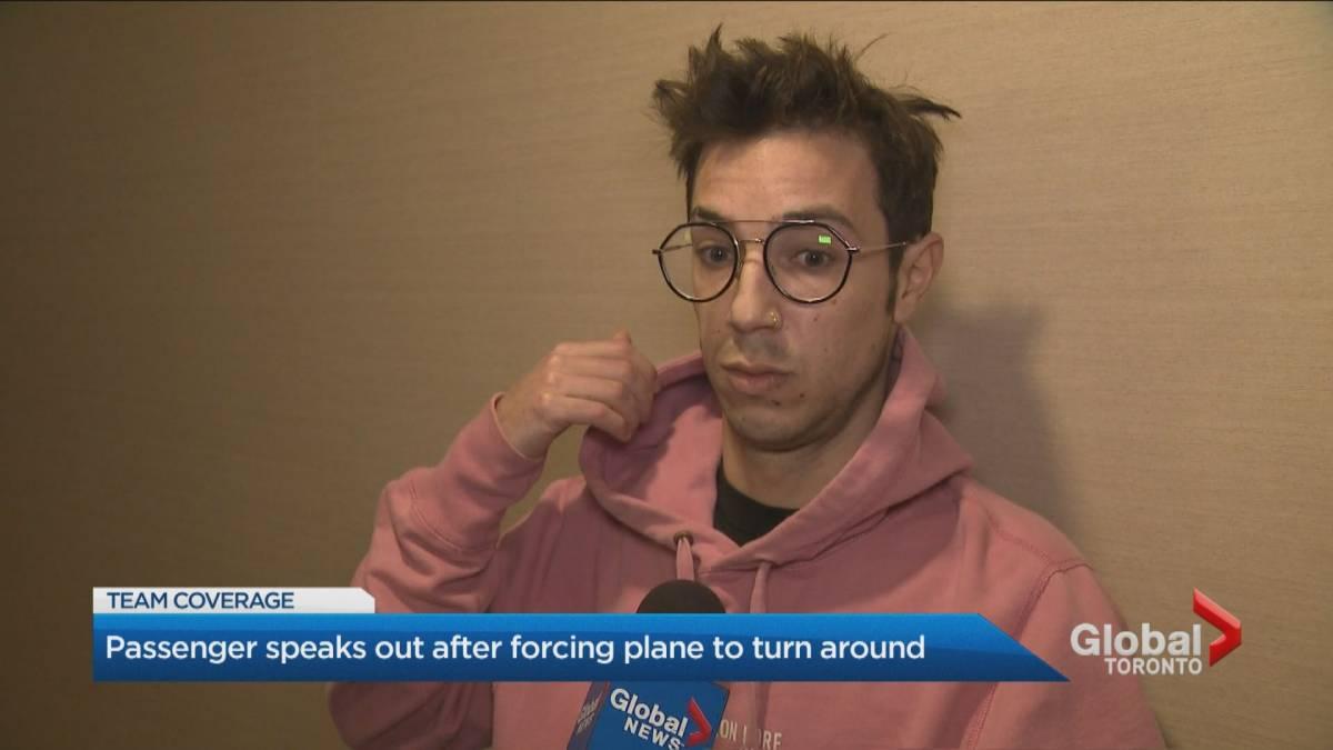 Man Who Made Fake Coronavirus Claim Causing Toronto Jamaica Flight To Return Wanted To Make Viral Video Globalnews Ca