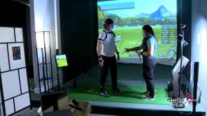 The Drive to 300 Yards: Using 3-D to get a more powerful golf swing (03:29)