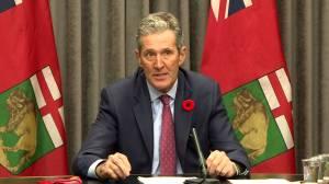 Coronavirus: Manitoba considering curfew to help curb COVID-19 spread (01:47)