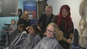 Kelowna holds 2019 Hair Cuts for a Cause event