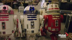 Star Wars launches international 'Build My Droid' contest