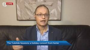 Calgary Opera announces its first digital production 'The Yuletide Sessions: a holiday concert from home' (04:37)