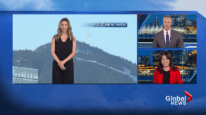 B.C. evening weather forecast: April 21 (02:07)
