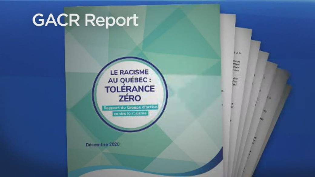 Click to play video 'Quebec releases 25 recommendations to fight racism'