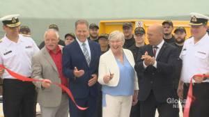 New Jetty NJ unveiled at Halifax Dockyard