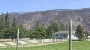 B.C. wildfires Monday: Military arrives at Thomas Creek, White Rock Lake fire grows, heavy Coquihalla smoke (01:29)