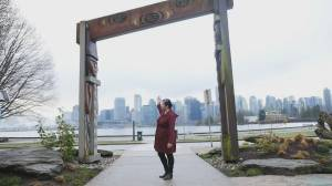 Touring Stanley Park through an indigenous lens (03:26)